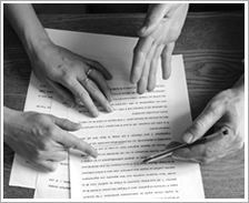 contract preparation and review