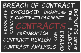 experienced contract preparation lawyer