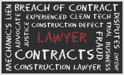 contract lawyer and construction lawyer